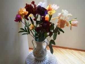 KさんとOさんが献げてくださったお花