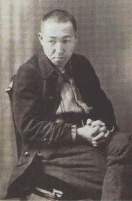 宮沢賢治(Wikipediaから拝借)